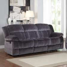 Recliner Sofas Sofa Recliners You Ll Wayfair