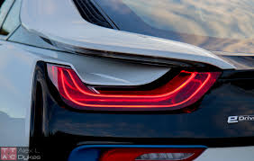 Bmw I8 2016 Interior - 2016 bmw i8 hybrid exterior tail lamps the truth about cars