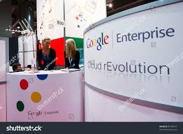 Google Milan Milan Italy Oct 20 Google Enterprise Stock Photo 99120257