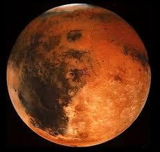 Mars hakkında kısa bilgi