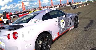 Nissan Gtr Horsepower - this 1 600 hp nissan gt r u201cthor u201d now dominates the russian racing