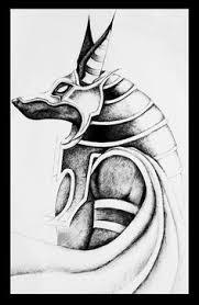 Anubis Tattoo Ideas Stargate 1 By Conqueror1066 Deviantart Com On Deviantart Human