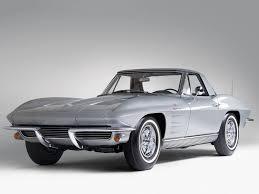 stingray corvette 1963 1963 chevrolet corvette sting fuel injected convertible