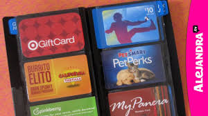 gift card wallet how to organize your wallet credit cards gift cards