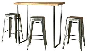 bar height table industrial industrial pub table industrial pub table sets bar height table