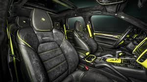 100 Porsche Cayenne Gets Acid Green New 2017 Porsche