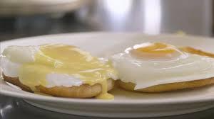 eggs benedict recipe alton brown food network