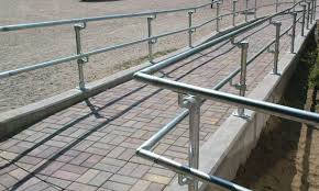Wheelchair Ramp Handrails Handicap Handrail For Ramps And Stairs Fully Ada Compliant