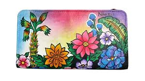 bloom wallet niarvi tropical bloom wallet pretty fm uk shopping