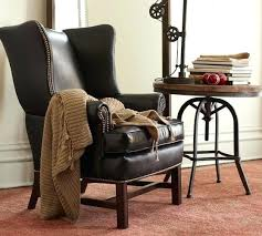 Wing Back Chair Design Ideas Chair Design Ideas Luxurious Leather Wing Chairs Design Leather
