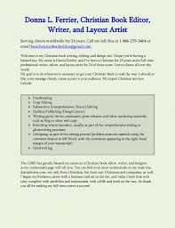 christian query letter writing