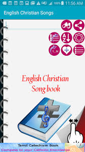 Catholic Thanksgiving Songs English Christian Song Book Android Apps On Google Play