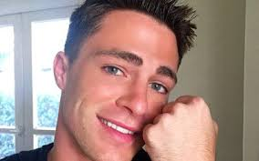 did arrow and wolf colton haynes just become