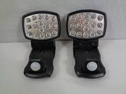 wireless motion sensor light model ct m201 upc 631052020700 capstone led wireless motion sensor light 2 pack