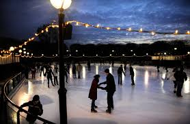 six outdoor ice rinks that prove winter isn u0027t totally awful the
