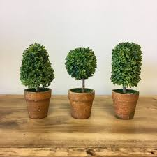 artificial topiary u2013 living roots home decor