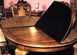 Table Protector Pads by Custom Dining Table Pads Los Angeles Custom Dining Room Table Pads
