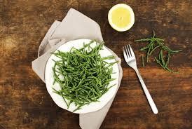 cuisiner la salicorne salicorne à table