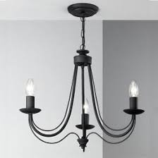 Black Iron Ceiling Light Wrought Iron Ceiling Lights