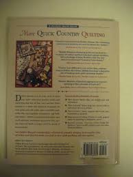 more quick country quilting 60 new fast and fun projects from the
