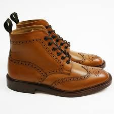 boots sale co uk loake brogue boot burford mod shoes