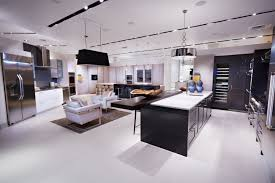 kitchen vignettes in the pirch showroom in paramus nj pirch