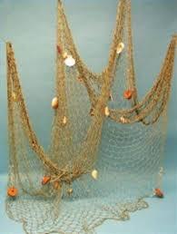 net decor how to make fish net rope decor hunker