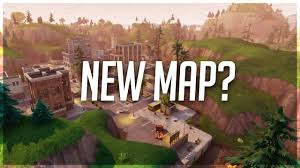 map of new city fortnite battle royale new city poi new map