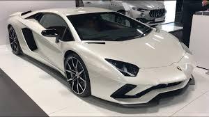 white lamborghini interior lamborghini aventador s 2017 in detail review walkaround interior