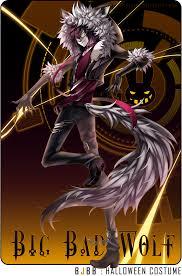 halloween spirit bjbb halloween big bad wolf by hen tie on deviantart