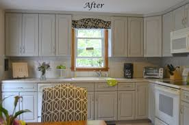 a kitchen cabinet makeover