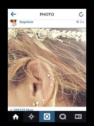 cartilage hoop earring jewels beyonce earrings cartilage piercing gold hoop earrings