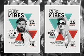 38 stylish flyer templates