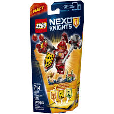 lego nexo knights pt ultimate macey 70331 walmart com