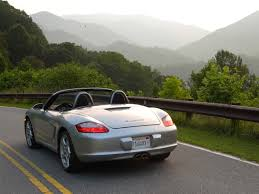 porsche boxster rear 2007 porsche boxster s gray rear angle 1600x1200 wallpaper