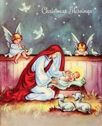 614 best vintage nativities images on