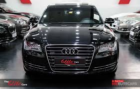 audi a8l 5 years warranty and service from al nabooda the elite