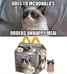 Grumpy Cat Meme Clean - grumpy meal grumpy cat know your meme