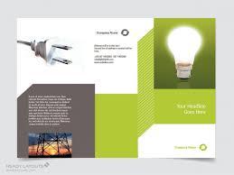 tri fold brochure template open office open office business card