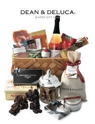 dean and deluca gift basket dean deluca winter gift 2015