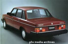 1988 volvo 240 future classic phscollectorcarworld