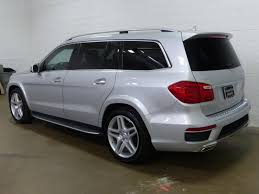 mercedes 2014 suv certified pre owned 2014 mercedes gl 550 suv in alexandria
