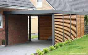 Attached Carport Designs by 55 Adorable Modern Carports Garage Designs Ideas Modern Carport
