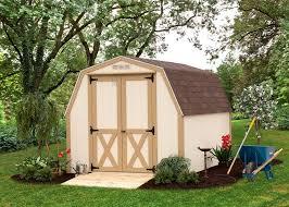 Barn Sheds Backyard Storage Sheds And Mini Barns