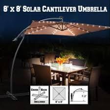 patio umbrella with solar led lights patio umbrella with solar led lights patio decor pinterest