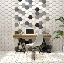 body hexagon matt light grey 20cm x 17 4cm wall u0026 floor tile