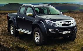 isuzu amigo hardtop isuzu d max at35 by arctic trucks loaded 4x4