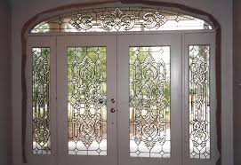All Glass Exterior Doors Entry Doors Beaumont Leaded Glass
