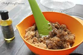 vanilla bean sugar scrub diy budget savvy diva