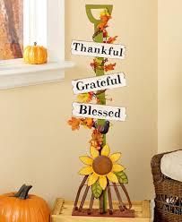 harvest rake pumpkin or sunflower fall autumn home decor seasonal